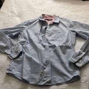 Vineyard Vines checked blouse